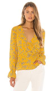 Блузка с запахом joie - cupcakes and cashmere