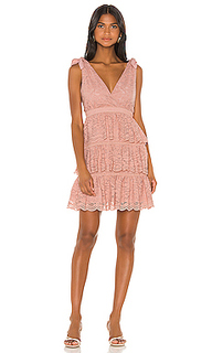 Мини платье roxie - Bardot