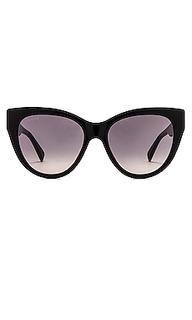 Солнцезащитные очки web plaque - Gucci