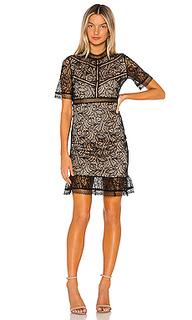 Мини платье theodora - Bardot