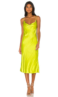 Платье миди sharnie - Bardot
