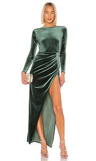 Вечернее платье с длинным рукавом gregory - Michael Costello