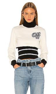 Пуловер cheerleader - OFF-WHITE