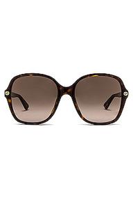 Солнцезащитные очки sensual romanticism - Gucci