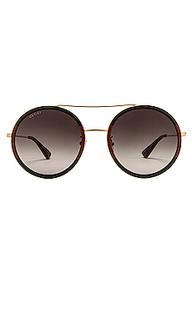 Солнцезащитные очки urban web - Gucci