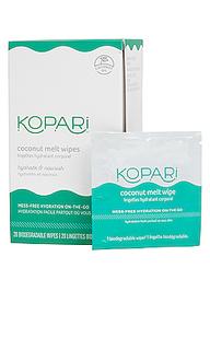 Салфетки coconut melt - Kopari