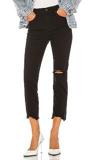 Прямые укороченные джинсы 724 - LEVIS