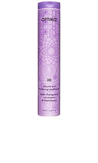 Кондиционер для волос 3d volume - amika