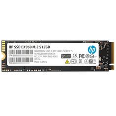 Внутренний SSD накопитель HP 512GB EX950 M.2 (5MS22AA#ABB)