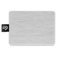 Внешний диск SSD Seagate 500GB One Touch SSD White (STJE500402)