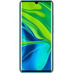 Смартфон Xiaomi Mi Note 10 Pro 256GB Aurora Green