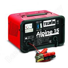 Зарядное устройство (230 v, 12-24 v) telwin alpine 15 807544