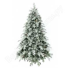 Искусственная ель beatrees crystal queen заснеженная 2.4 м lgb04gp-bh80-md
