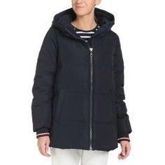 Куртка TOMMY HILFIGER WW0WW25760 темно-синий