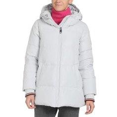 Куртка TOMMY HILFIGER WW0WW25760 светло-серый