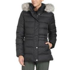 Куртка TOMMY HILFIGER WW0WW25746 черный