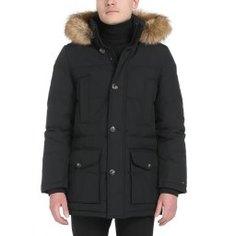 Куртка TOMMY HILFIGER MW0MW12160 черный