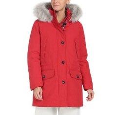 Куртка TOMMY HILFIGER WW0WW25741 красный