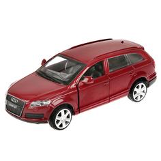 Машинка Технопарк Audi Q7 (вишневая) 11 см