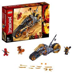 Конструктор LEGO Ninjago 70672 Раллийный мотоцикл Коула