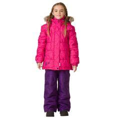 Комплект куртка/полукомбинезон Premont Каток Оттавы