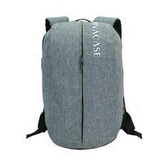 Рюкзак Vivacase городской для ноутбука Beatle 14, цвет: синий