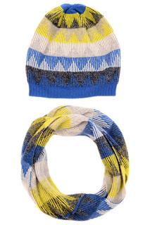 Комплект: шапка, снуд Moltini