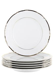 Тарелка мелкая, 27 см, 6 шт. THUN