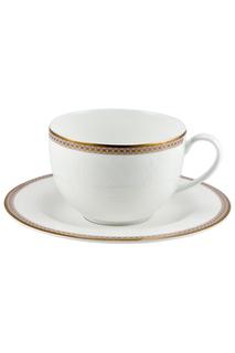 Чашка с блюдцем Royal Porcelain