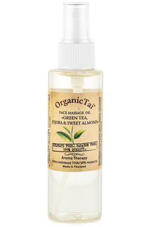 Массажное масло для лица 120мл Organic Tai