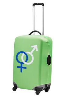 Чехол для чемодана Signature