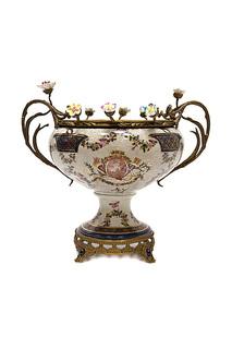 Чаша с цветами ГЛАСАР