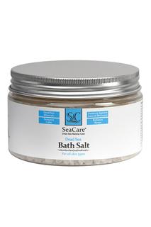 Расслабляющая соль Мертвого Моря для ванны с восстанавливающим и успокаивающим эффектом, 300 гр., SeaCare SeaCare
