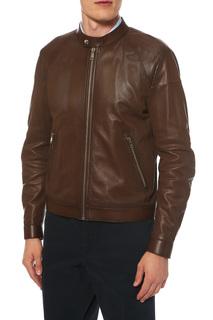 Куртка кожаная Prada