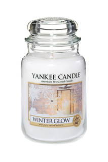 Свеча большая Сияние зимы YANKEE CANDLE