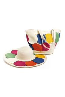 Комплект (сумка, шляпа) Moltini