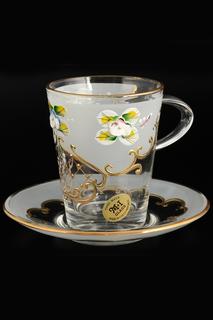 Набор чайных пар, 6 пар Bohemia