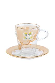 Чайный набор 6 пар Bohemia