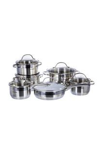 Набор посуды 12 предметов Guterwahl
