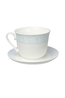 Чайная пара и блюдце 2 пр. АККУ