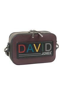 Сумка кросс-боди David Jones