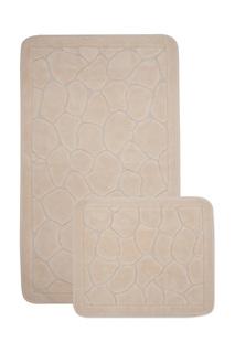 Комплект ковриков для ванной Maco Cotton