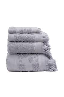 Полотенце с бахромой 70х140 Arya home collection