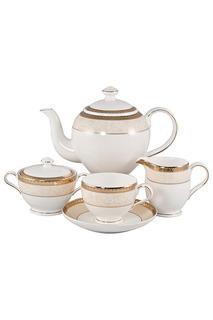 Сервиз чайный 17 пр, на 6 пер. Royal Porcelain Co