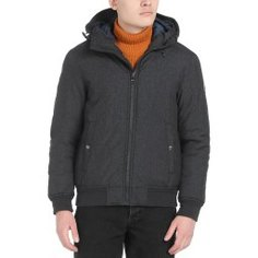 Куртка TOMMY HILFIGER MW0MW11876 темно-серый