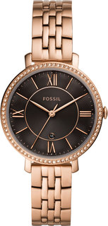 Женские часы в коллекции Jacqueline Женские часы Fossil ES4723