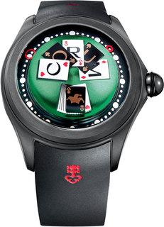 Швейцарские мужские часы в коллекции Bubble Мужские часы Corum L390/03246