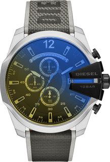 Мужские часы в коллекции Mega Chief Мужские часы Diesel DZ4523