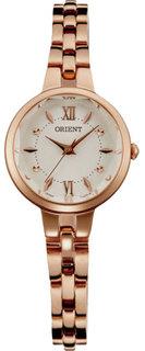 Японские женские часы в коллекции Elegant/Classic Женские часы Orient QC16001W