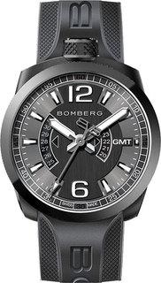Швейцарские мужские часы в коллекции BOLT-68 Мужские часы Bomberg BS45GMTPBA.005.3